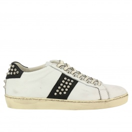 Sneakers Leather Crown M_ICONIC