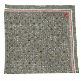 Pocket square Isaia FZOOO6 FZ221