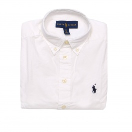 Camicia Polo Ralph Lauren Boy 323690048