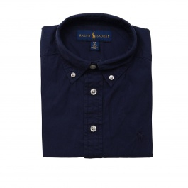Camicia Polo Ralph Lauren Boy 323690049