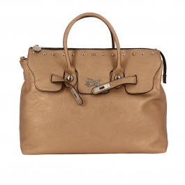 Handbag Secret Pon-pon 284.004 VICTORIA METALLIC