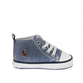 Scarpe Polo Ralph Lauren HAMPTYN HI