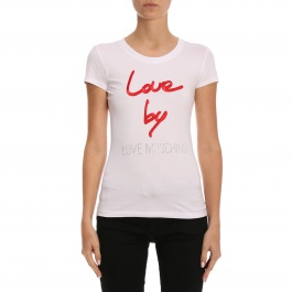 T-Shirt Moschino Love W4B194K E1698