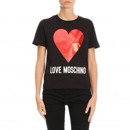 T-Shirt Moschino Love W4G4901 M3517