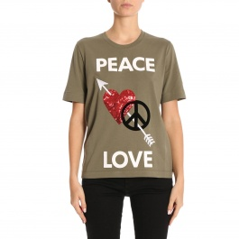 T-shirt Moschino Love W4F1563 E1698