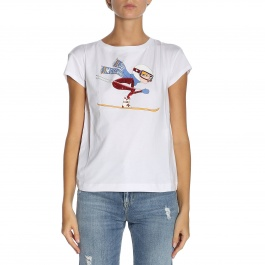 T-Shirt Moschino Love W4F3069 E1698