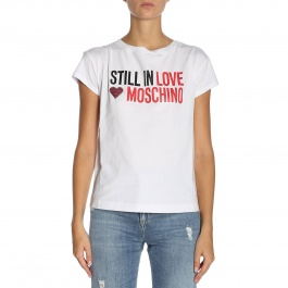 T-Shirt Moschino Love W4F301A E1698