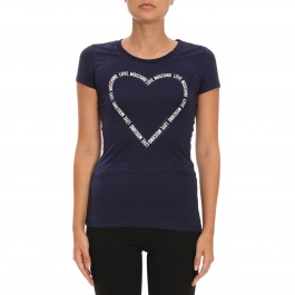 T-shirt Moschino Love W4B194N E1698