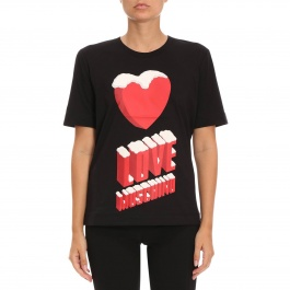 T-Shirt Moschino Love W4F1569 M3517