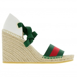 Wedge shoes Gucci 525728 H91K0