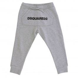 Брюки DSQUARED2 JUNIOR DQ02WN D00G5