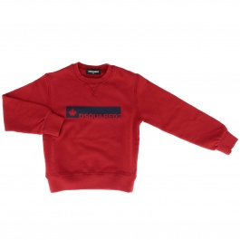 Pullover DSQUARED2 JUNIOR DQ02VV D00P6