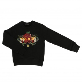 Pullover DSQUARED2 JUNIOR DQ02W2 D00G4