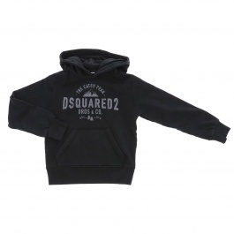 Pullover DSQUARED2 JUNIOR DQ02VT D00P6