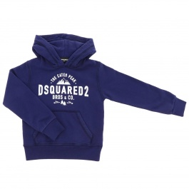 Свитер DSQUARED2 JUNIOR DQ02VT D00P6