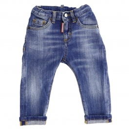 Jeans DSQUARED2 JUNIOR DQ01TC D00SF