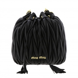 Mini bag Miu Miu 5BE014 OOO N88