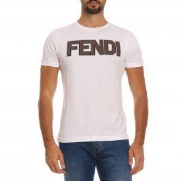 Camiseta Fendi FY0894 A4PS