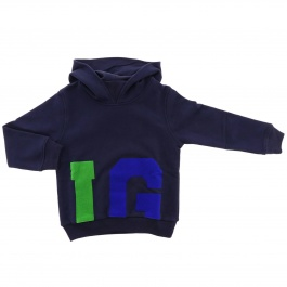 Sweater Il Gufo MF154 M0022
