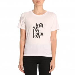 T-shirt Saint Laurent 529600 YB2VM