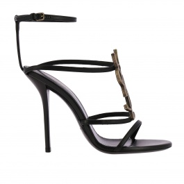 Heeled sandals Saint Laurent