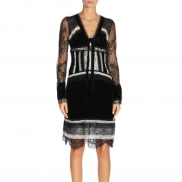 Dress Ermanno Scervino D332Q311VDT