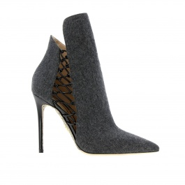 Heeled booties Paciotti 501415TWO
