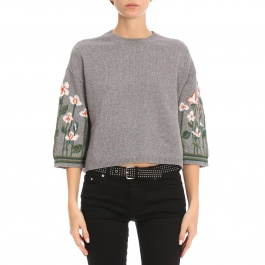 Jumper Red Valentino QR3KC1C6 3W9