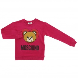 Jumper Moschino Kid HDF01R LDA03