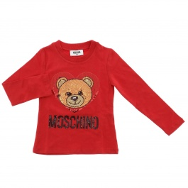 T-shirt Moschino Kid HEM02A LBA07