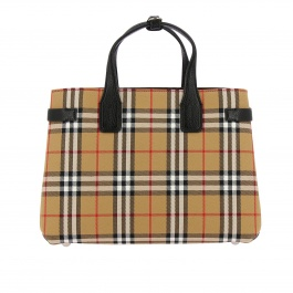 Sac porté main Burberry 4076953