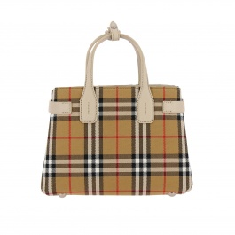 Handbag Burberry 4076949