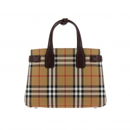 Handbag Burberry 4076950