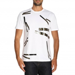 Camiseta Versace Collection V800683R VJ00524