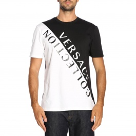 Camiseta Versace Collection V800683R VJ00552