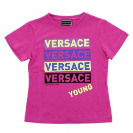 Camisetas Versace Young YVFTS258 YJE131