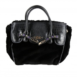Borsa a mano Secret Pon-pon 389.001 PERFECT LADY CROCO FUR