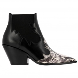 Heeled ankle boots Casadei 1Q613L0601 X496