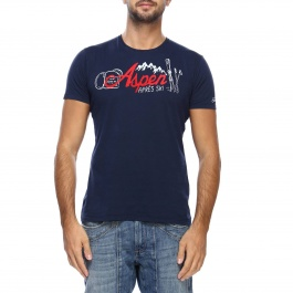 Camiseta Mc2 Saint Barth ARNOTT ASPEN MOUNTAINS 61