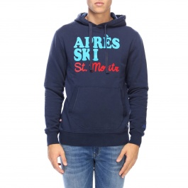 Sweatshirt Mc2 Saint Barth TRIBECA APRES STMORITZ 61