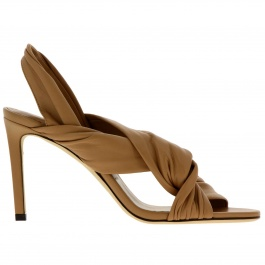 Heeled sandals Jimmy Choo LALIA 85 NAP