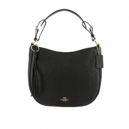 Shoulder bag Coach 35593 GDBLK