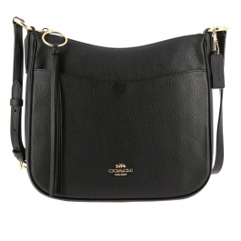 Shoulder bag Coach 35543 GDBLK