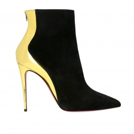 Heeled booties Christian Louboutin 1190152