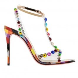 Heeled sandals Christian Louboutin 1190987