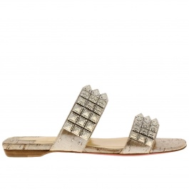 Flat sandals Christian Louboutin 1191263