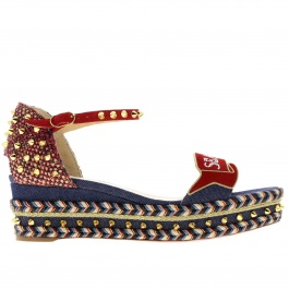 Wedge shoes Christian Louboutin 1191425