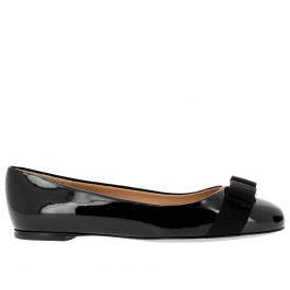 Ballet pumps Salvatore Ferragamo 574556 01A181