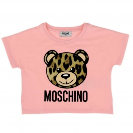 T-shirt Moschino Kid HDM02S LBA10