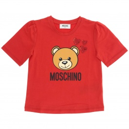 T-shirt Moschino Kid HDM02U LBA10